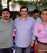 Renowned Producer Manish Goswami & Director Siddhant Goswami along with Sunil Gavaskar inaugurate JOY preschool