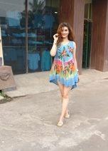Actress Srishti Sharma Her New Photo Shoot OF Popular Brand